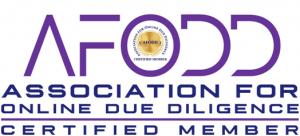 AFODD Certified